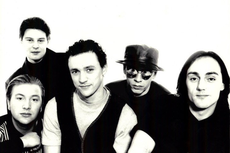 Ouch! promo shot from 1993