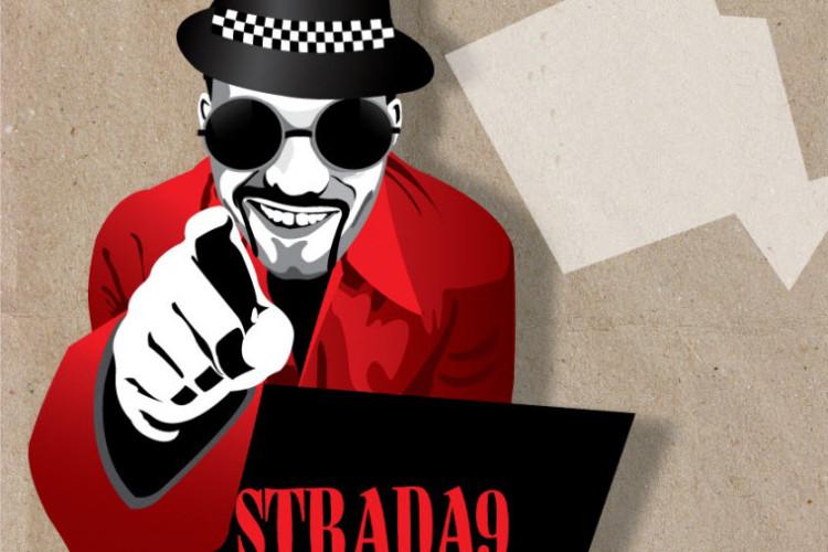 Strada9 Promo Poster