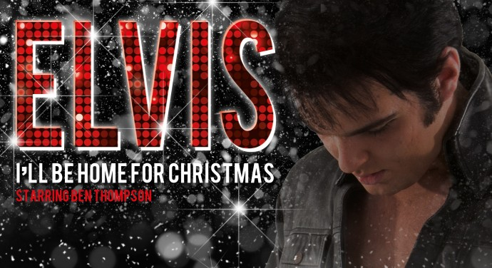 Elvis : I'll Be Home For Christmas